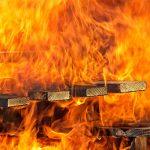 تعبیر خواب آتش جهنم