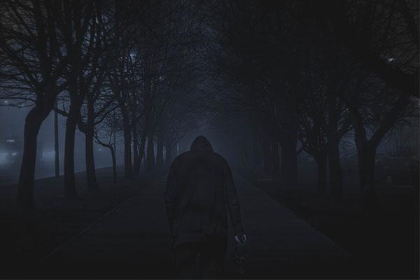 ترسیدن از تاریکی
