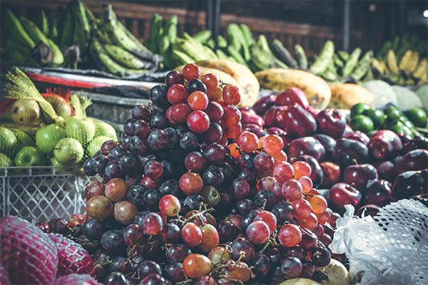 تعبیر خواب انگور قرمز