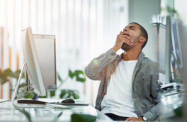 ۱۰ علت خستگی و خواب آلودگی مکرر
