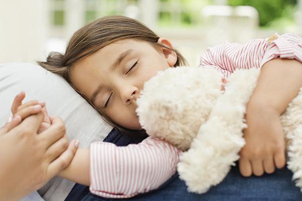 تاثیر خواب بر یادگیری کودکان