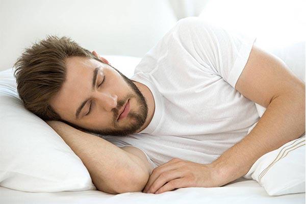 آداب صحیح خوابیدن